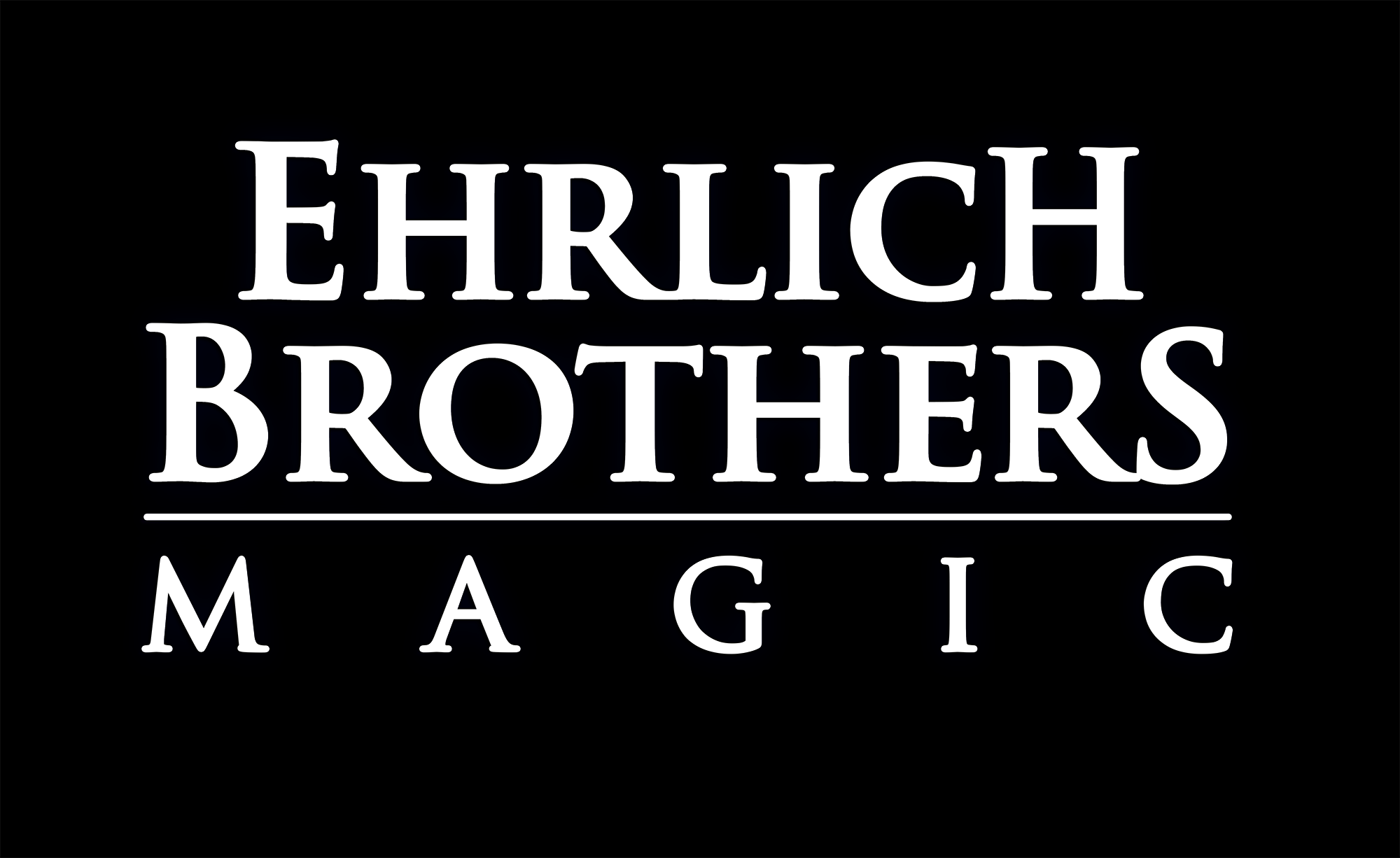 EHRLICH BROTHERS: MAGIE ‒ Träume erleben