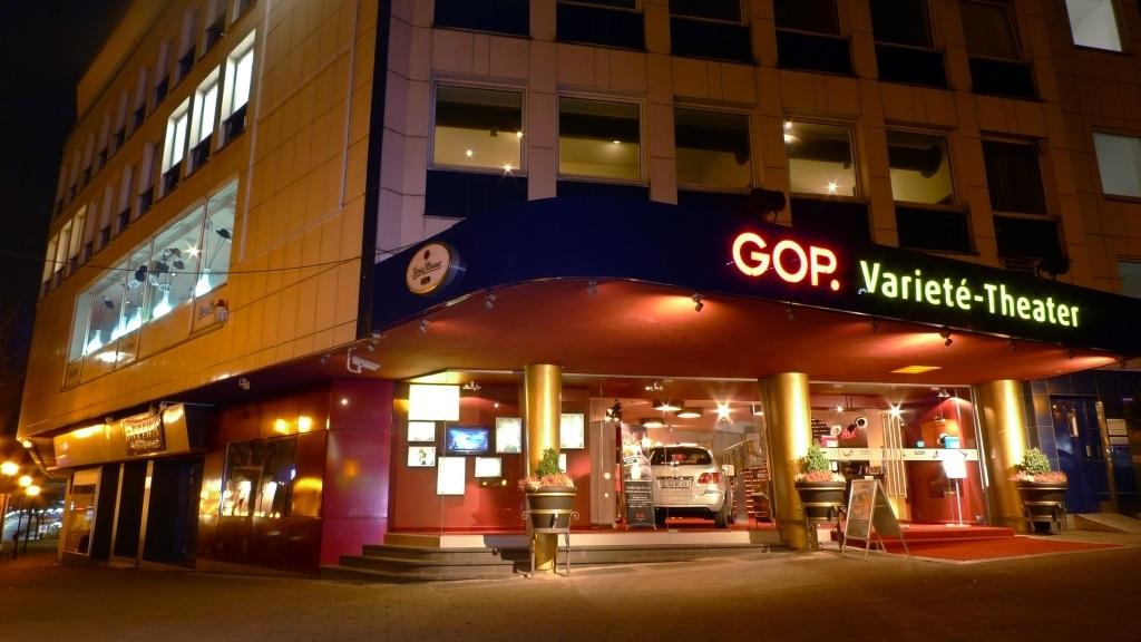 GOP Varieté-Theater in Essen präsentiert: ROCKSTAR