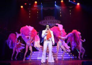 Roncalli's Apollo Varieté Düsseldorf präsentiert in Viva Las Vegas 2: Gregor Glanz (Foto ©Ralf Schütt) /_ras0222_fotograf_ralf_schuett