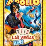 Roncalli's Apollo Varieté Düsseldorf präsentiert: Viva Las Vegas 2 (27. 10.2016 – 15.01.2017)