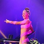 Yasmin Dell'Acqua in Roncalli's Apollo Varieté: Karneval in Venedig