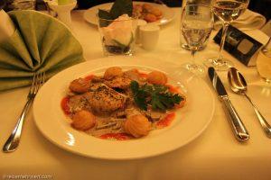 Best Western Stadtpalais Wittenberg: Speisen in »Soibelmanns Restaurant«