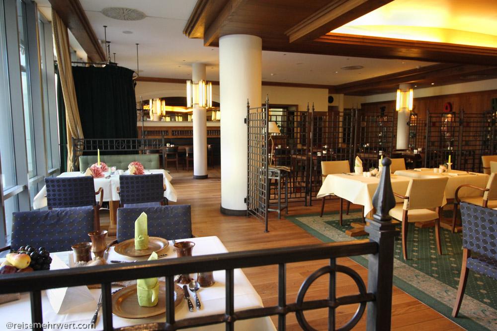 Luther Hotel Wittenberg Restaurant Speisekarte