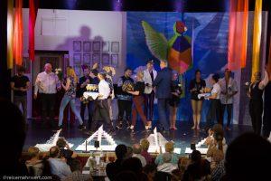 GOP Varieté-Theater Essen: KAWUMM-Premiere