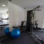 Wellnesshotel Bayerischer Wald »Reibener-Hof« (Funfit/Fittnessraum)
