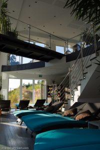 Wellnesshotel Bayerischer Wald Reibener Hof: Relaxium
