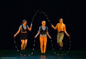 Wise Fools / GOP Varieté-Theater Essen: Humorzone