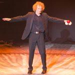 Flic Flac-X-Mas-Show Dortmund 2017: Cotton McAloon (Comedy-Jonglage)