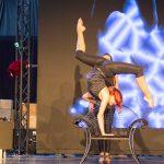 GOP-Probehalle Hannover: Elektro - Ein Kunstwerk (Samira Reddmann) / GOP Varieté-Theater Essen: Elektro - Ein Kunstwerk