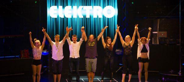 GOP Varieté-Theater Essen: Elektro - Ein Kunstwerk