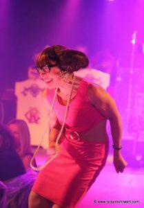 Roncalli Dinnershow in der Hohensyburg: Krissie Illing (Comedey)