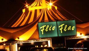 Flic Flac – 5. Weihnachtscircus im Revier 2015
