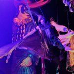 Mikhail Stepanov in Roncalli's Apollo Varieté: Karneval in Venedig