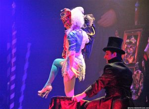"Roncalli's Apollo Varieté: Karneval in Venedig präsentiert ""Bio Paladino & Lilian"""