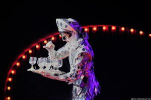 Roncalli's Apollo Varieté: Karneval in Venedig präsentiert »Kristalleon«