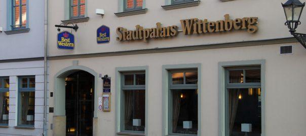 Best Western Stadtpalais Wittenberg