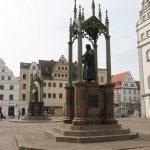 Lutherstadt Wittenberg: Rathausplatz