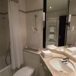 Best Western Stadtpalais Wittenberg: Badezimmer