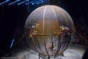 Flic Flac präsentiert: Globe Of Speed