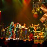 Roncalli's APOLLO Varieté: Crazy X-Mas (26.10.2017 – 14.1.2018)