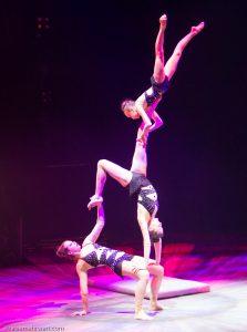 Flic Flac-X-Mas-Show Dortmund 2017: Rhythm of three hearts (Handvoltige)