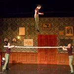 GOP Varieté-Theater Essen: Appartement - Zimmer frei! (Jason Fergusson, Coen Clarke und James