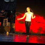 GOP-Probehalle Hannover: Elektro - Ein Kunstwerk (Anika Hakala) / GOP Varieté-Theater Essen: Elektro - Ein Kunstwerk