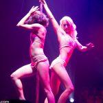 Roncalli's Apollo Varieté: Burlesque (Duo Pole)