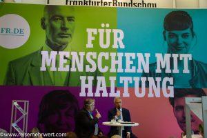 Peter Feldmann / Claus-Jürgen Göpfert (FR)_Frankfurter Buchmesse 2018