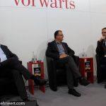 Martin Klingst / Ralf Stegner / Kai Doering_Frankfurter Buchmesse 2018