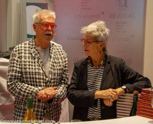 Das TV-Koch-Duo Martina & Moritz_Frankfurter Buchmesse 2018
