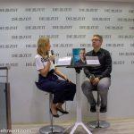 Frank Thelen / Marieke Reimann_Frankfurter Buchmesse 2018