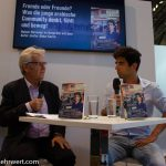 Jaafar Abdul Karim / Rainer Hermann_Frankfurter Buchmesse 2018