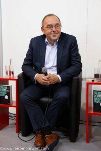 Norbert Walter-Borjans_Frankfurter Buchmesse 2018_