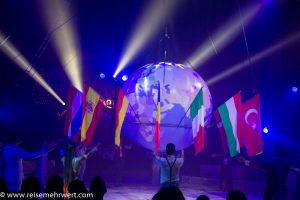 Circus ist international