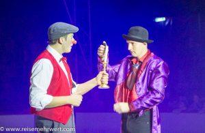 Jimmy & Jonny_Comedy im Circus Probst