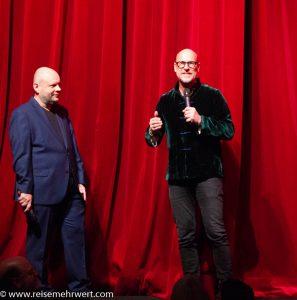 GOP Varieté-Theater Essen: Sông Trăng — ›Wenn der Mond sich im Fluss spiegelt‹ (Knut Gminder und Werner Buss)