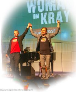 "Kabarett im GOP Varieté-Theater Essen_""No Woman in Kray"" exclusiv in Essen: Christian Hirdes und Ludger K."