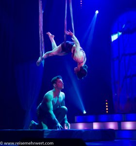 Xander Taylor und Mélanie Dupuis_Duo Trapez