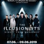 The Illusionists − Die große Magic-Broadwayshow auf Europatournee
