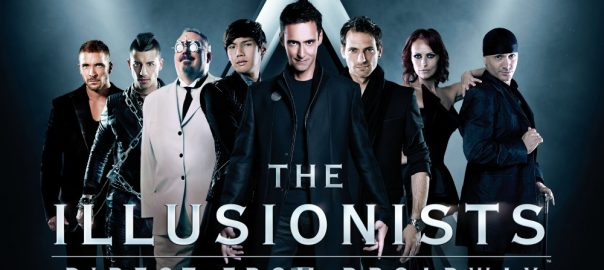 The Illusionists - Die große Magic-Broadwayshow / Grugahalle Essen TI2019_POSTER_A1_594x840mm_DE_ESS