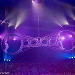 zirkus-charles-knie_gastvorstellung-in-essen_premiere_Duo Vanegas_Todesrad