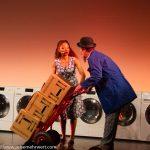 Darren Burrell und Sibongile Prudence_premiere_gop-variete-theater-essen_waschsalon
