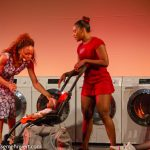 Sibongile Prudence und Asha Mohamedy_premiere_gop-variete-theater-essen_waschsalon