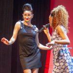 Natalia Kryvonos und Sibongile Prudence_premiere_gop-variete-theater-essen_waschsalon