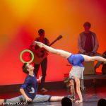 SPIN! − Die Absolventenshow / Gastauftritt im GOP Varieté-Theater Essen