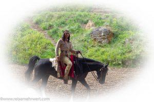 Winnetou III - Apatschenhäuptling Winnetou