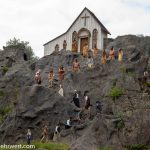 Winnetou III - Rückzug zur alten Kirche am Hancockberg
