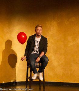 Der Weltmeister der Zauberkunst 2018 Marc Weide zu Gast im GOP Essen_Die schönsten Momente