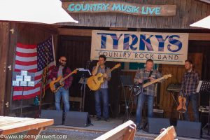 Elspe Festival 2019 - Die tschechische Country-Rockband »Tyrkys«